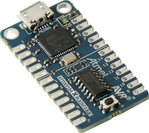 ATTiny104 Xplained Nano – Blink Code