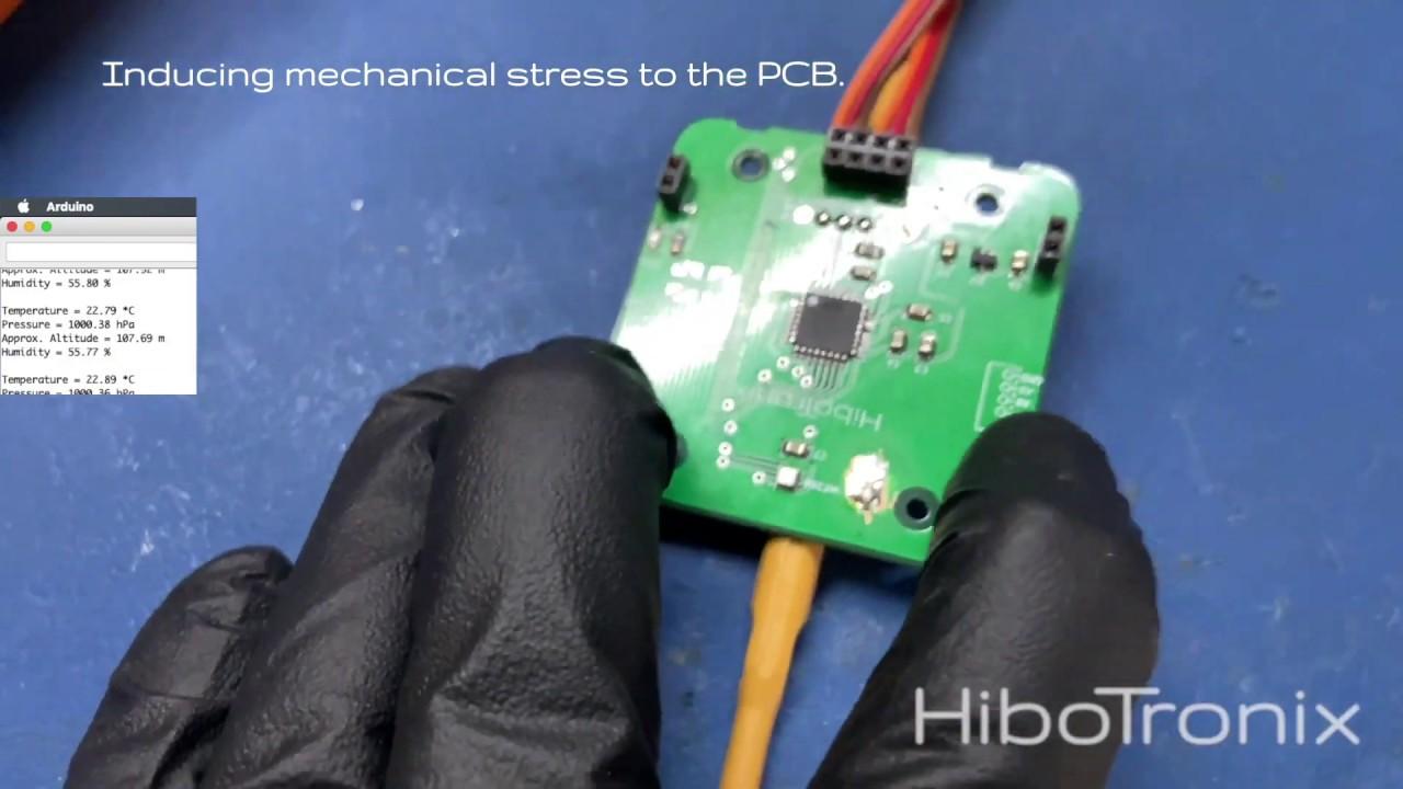 PCB Thermal Slots